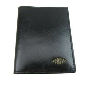Fossil Ryan RFID Card Case Bifold Leather Wallet